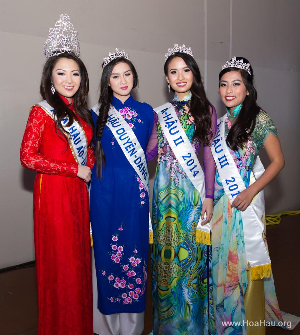 Tet Fairgrounds 2014 - Hoa Hậu Áo Dài Bắc Cali - Miss Vietnam of Northern California - Image 114