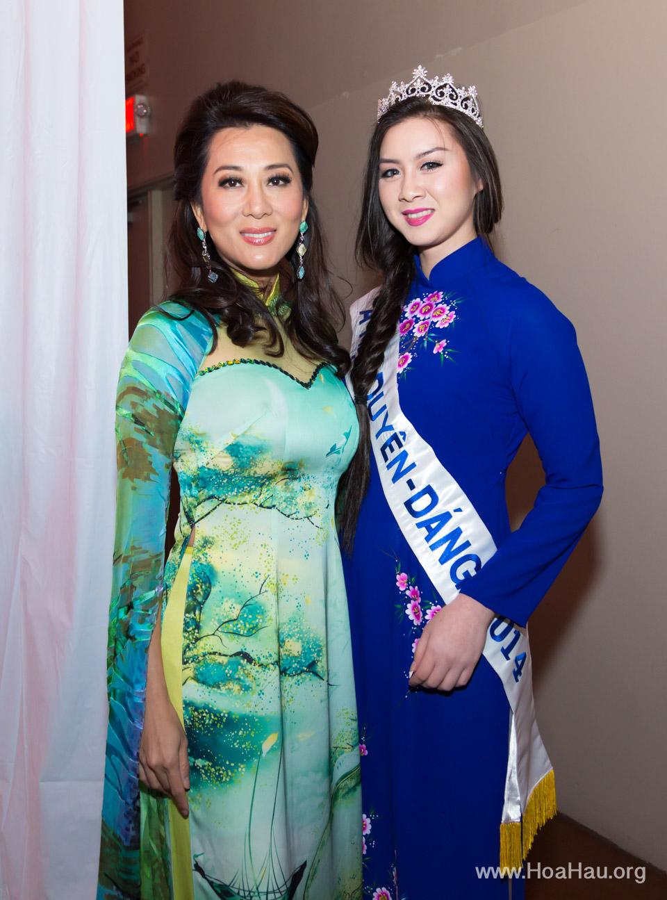 Tet Fairgrounds 2014 - Hoa Hậu Áo Dài Bắc Cali - Miss Vietnam of Northern California - Image 115