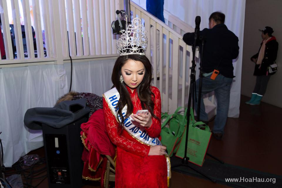 Tet Fairgrounds 2014 - Hoa Hậu Áo Dài Bắc Cali - Miss Vietnam of Northern California - Image 117