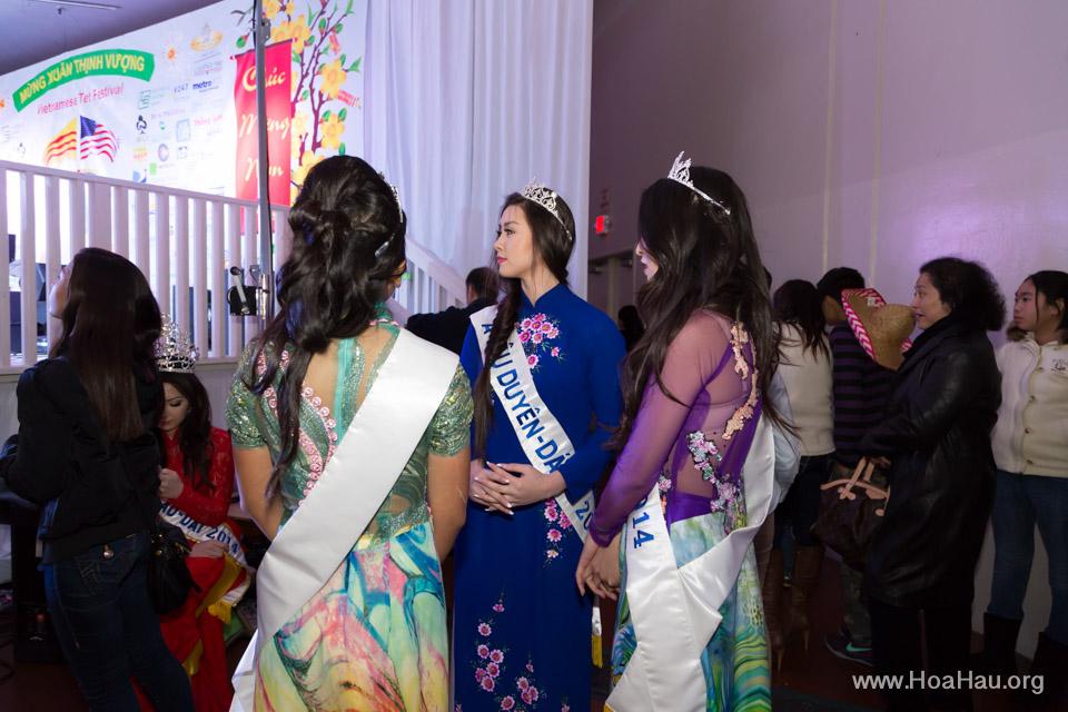 Tet Fairgrounds 2014 - Hoa Hậu Áo Dài Bắc Cali - Miss Vietnam of Northern California - Image 118