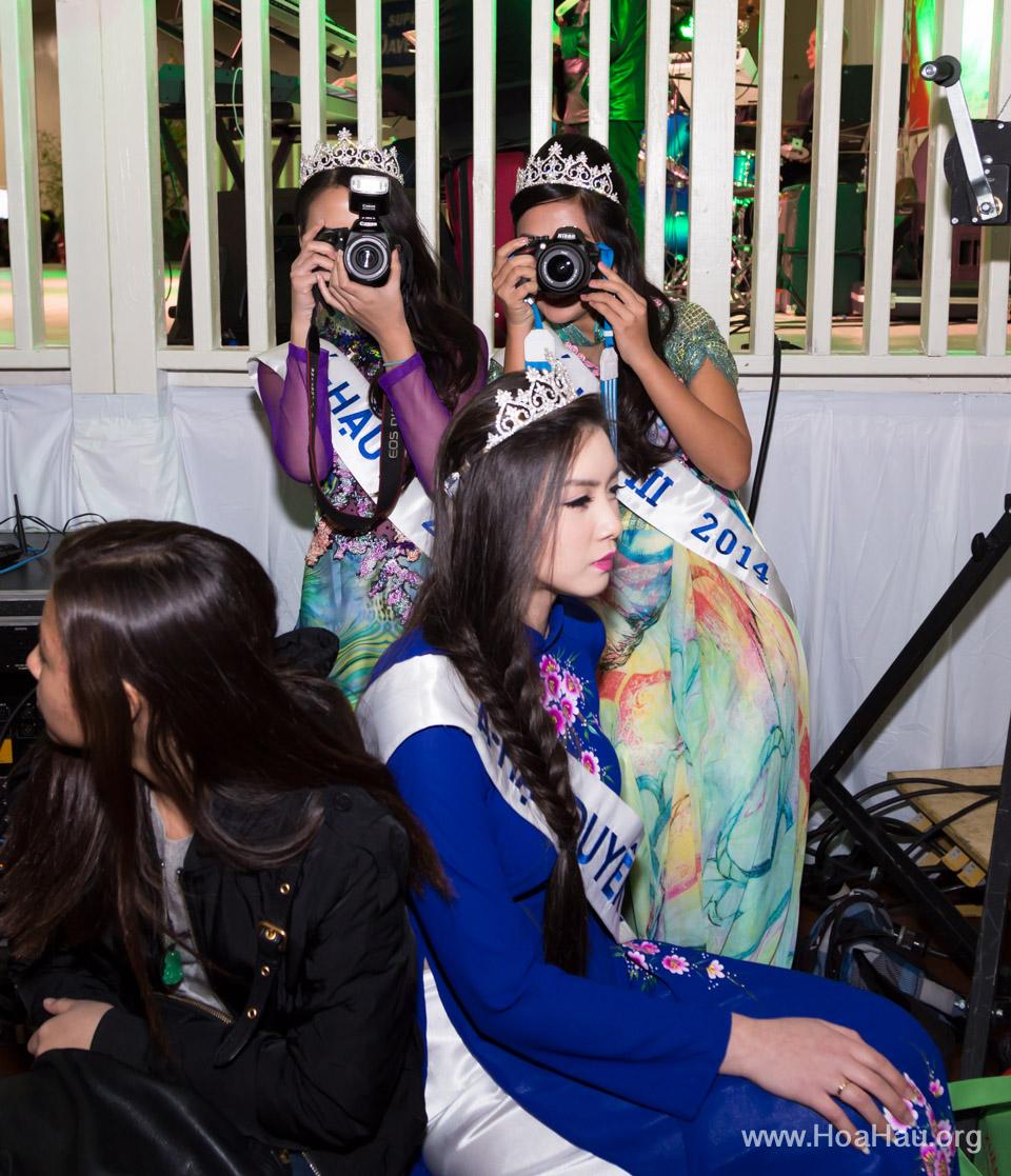 Tet Fairgrounds 2014 - Hoa Hậu Áo Dài Bắc Cali - Miss Vietnam of Northern California - Image 124