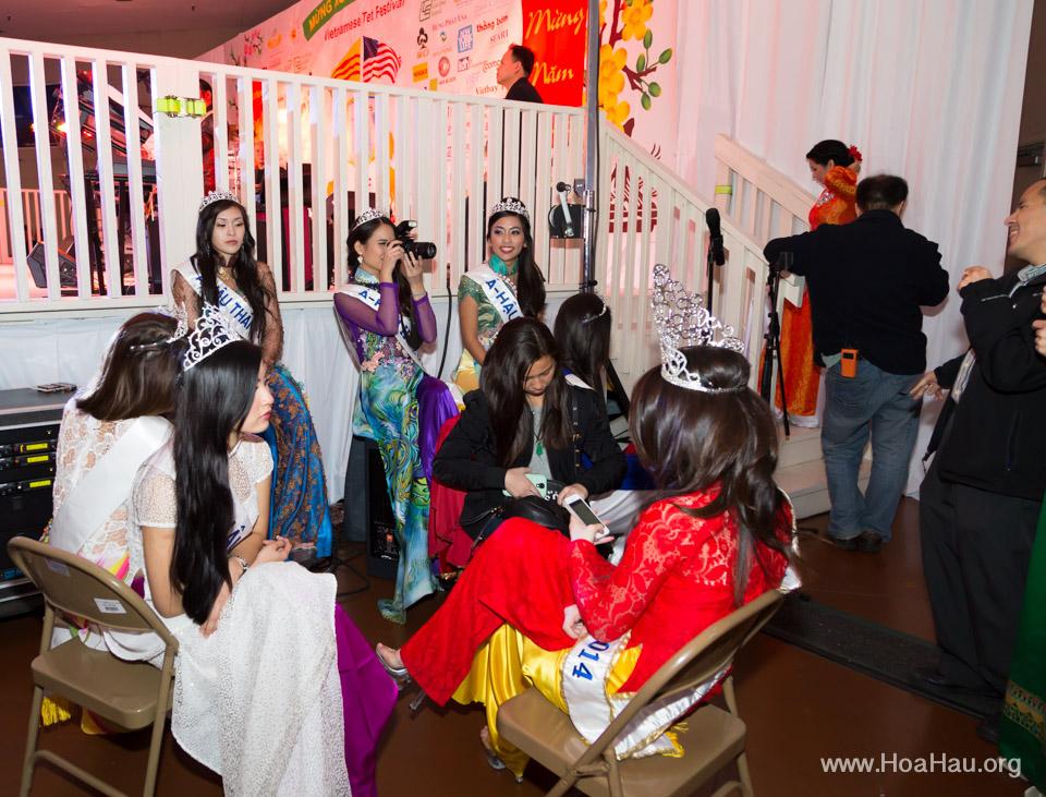 Tet Fairgrounds 2014 - Hoa Hậu Áo Dài Bắc Cali - Miss Vietnam of Northern California - Image 127