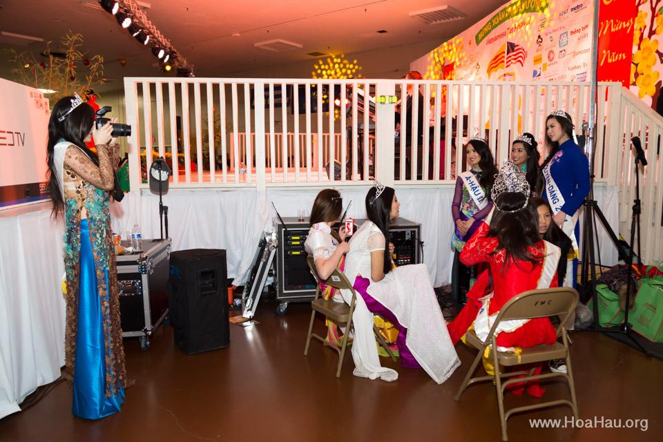 Tet Fairgrounds 2014 - Hoa Hậu Áo Dài Bắc Cali - Miss Vietnam of Northern California - Image 128