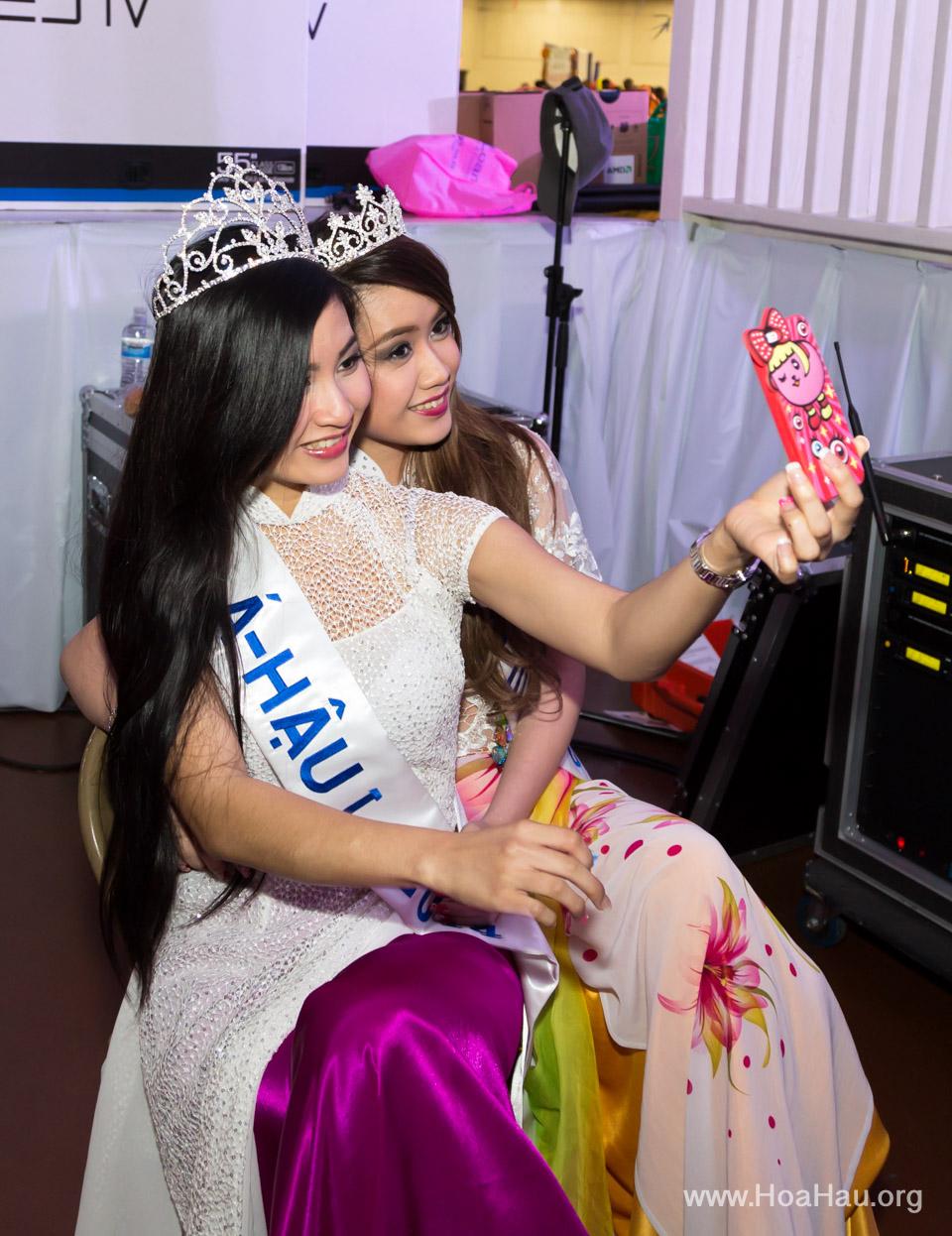 Tet Fairgrounds 2014 - Hoa Hậu Áo Dài Bắc Cali - Miss Vietnam of Northern California - Image 130