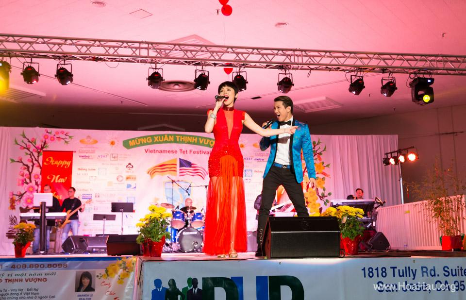 Tet Fairgrounds 2014 - Hoa Hậu Áo Dài Bắc Cali - Miss Vietnam of Northern California - Image 132