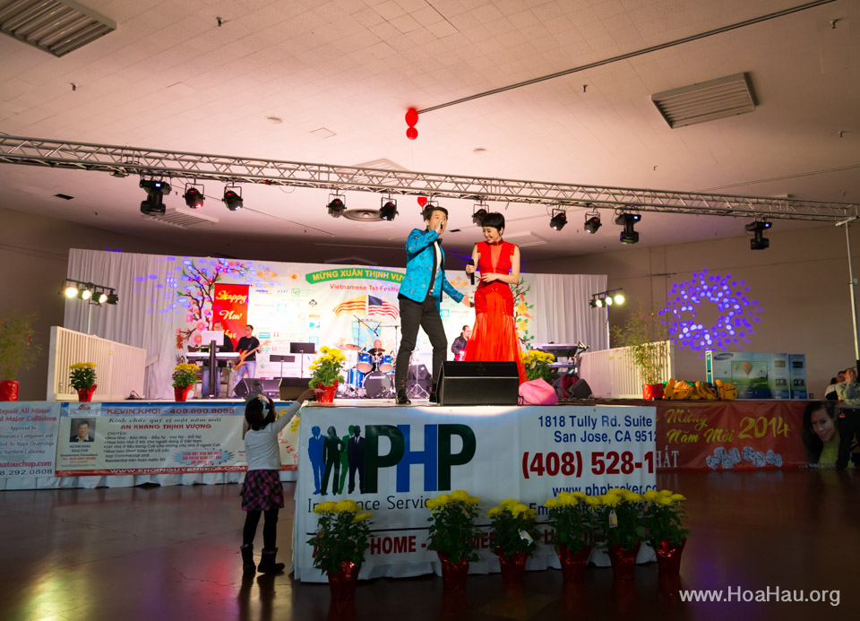 Tet Fairgrounds 2014 - Hoa Hậu Áo Dài Bắc Cali - Miss Vietnam of Northern California - Image 134