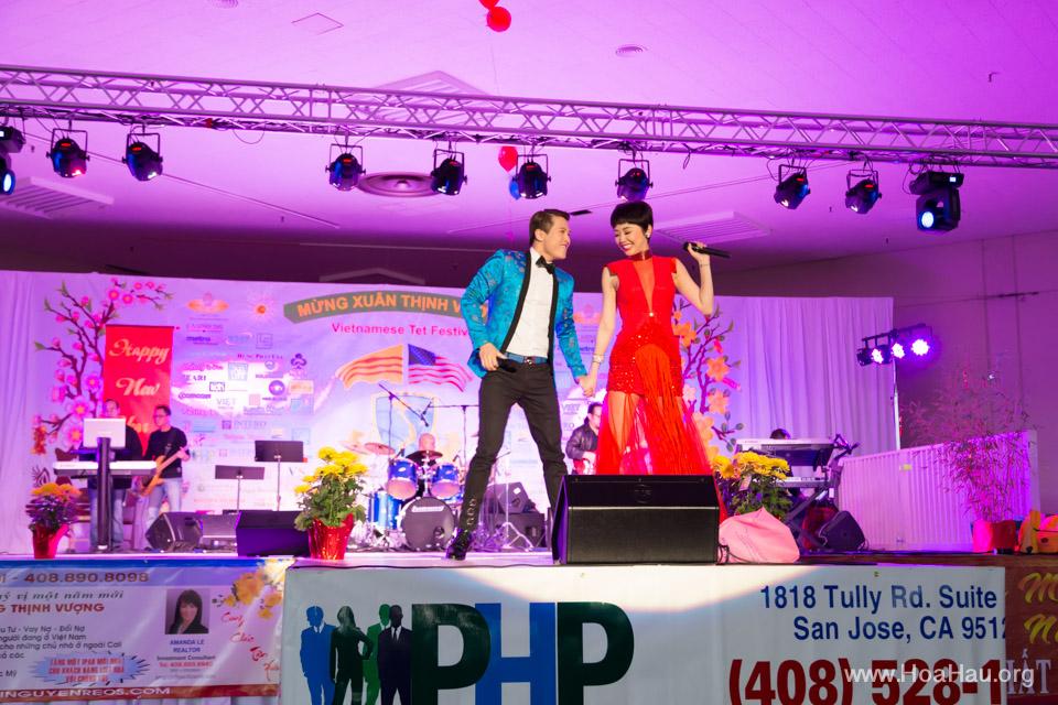 Tet Fairgrounds 2014 - Hoa Hậu Áo Dài Bắc Cali - Miss Vietnam of Northern California - Image 136