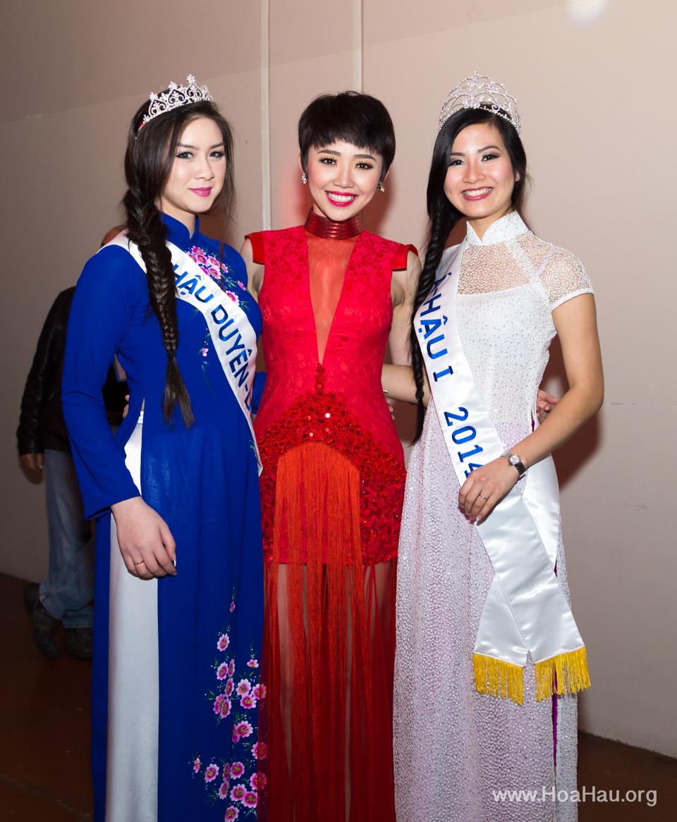 Tet Fairgrounds 2014 - Hoa Hậu Áo Dài Bắc Cali - Miss Vietnam of Northern California - Image 142