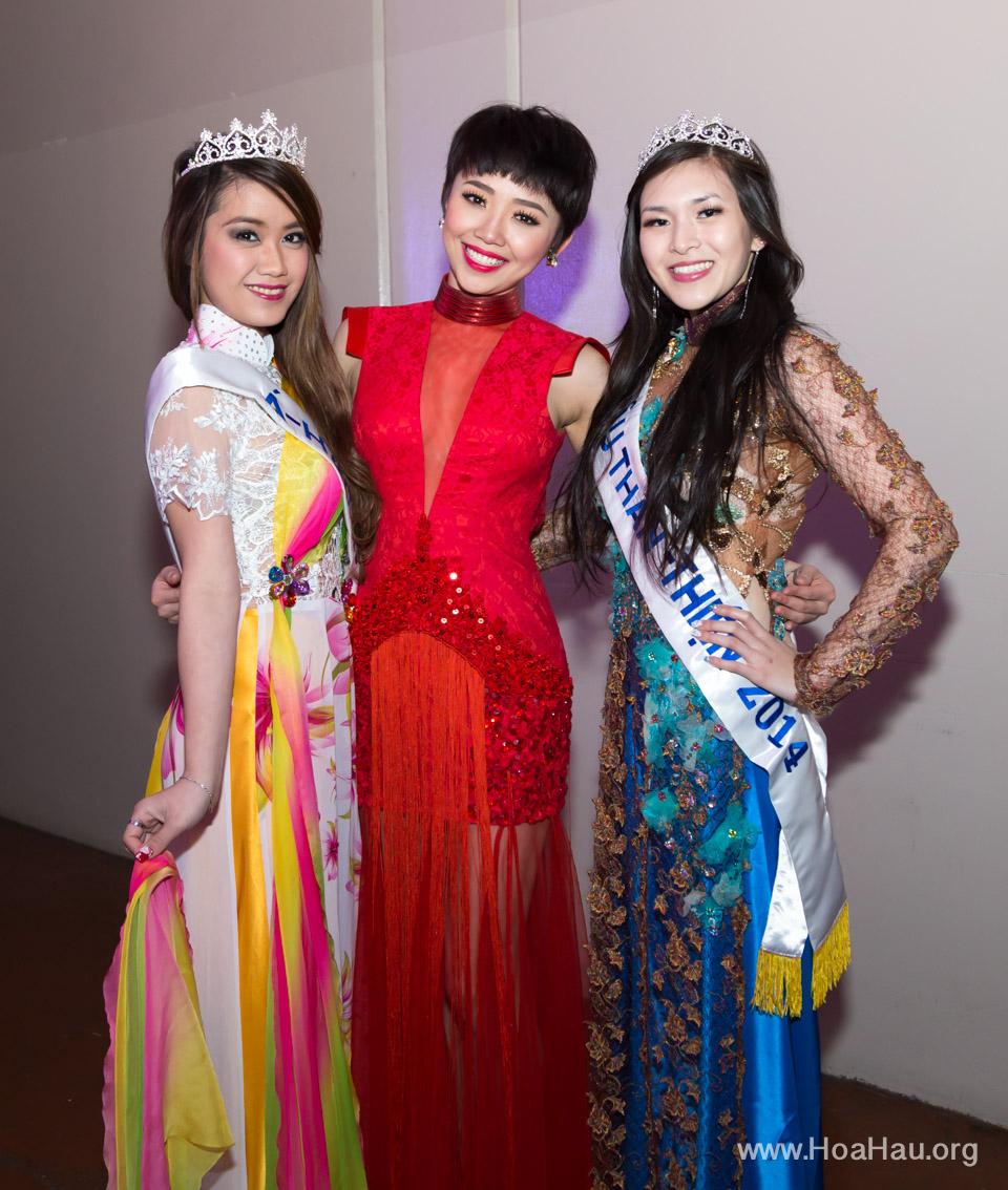 Tet Fairgrounds 2014 - Hoa Hậu Áo Dài Bắc Cali - Miss Vietnam of Northern California - Image 143