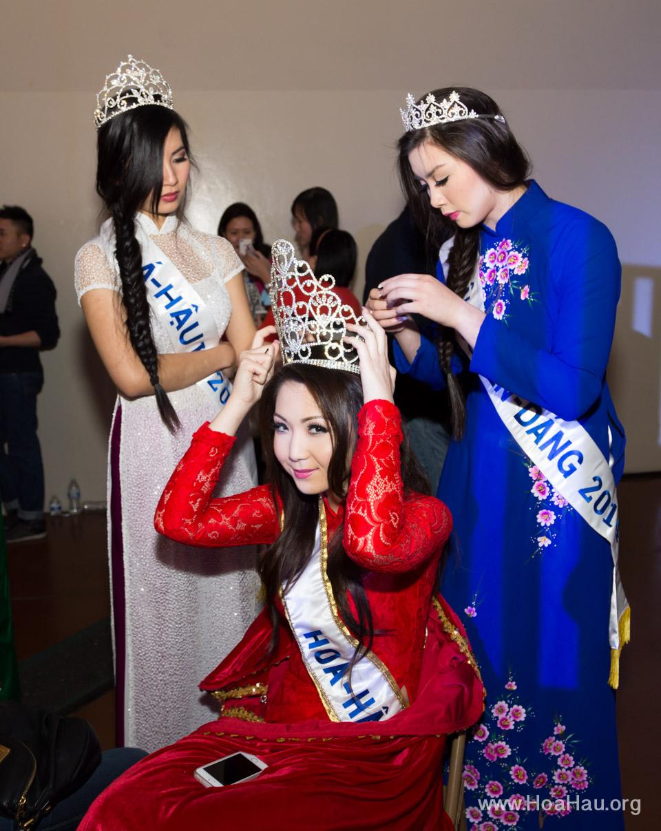Tet Fairgrounds 2014 - Hoa Hậu Áo Dài Bắc Cali - Miss Vietnam of Northern California - Image 147