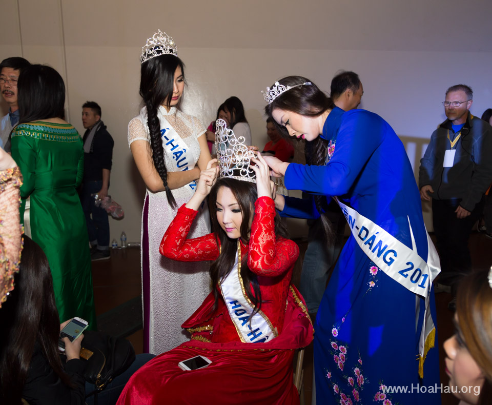 Tet Fairgrounds 2014 - Hoa Hậu Áo Dài Bắc Cali - Miss Vietnam of Northern California - Image 149