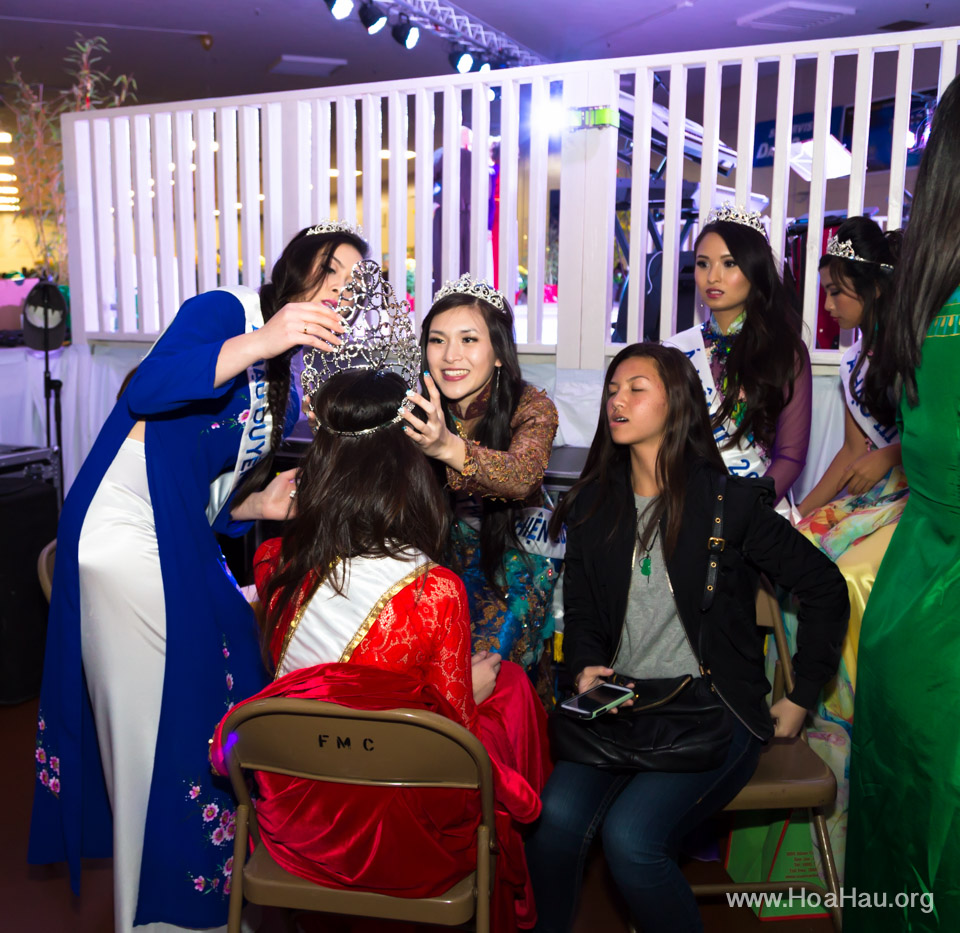Tet Fairgrounds 2014 - Hoa Hậu Áo Dài Bắc Cali - Miss Vietnam of Northern California - Image 150