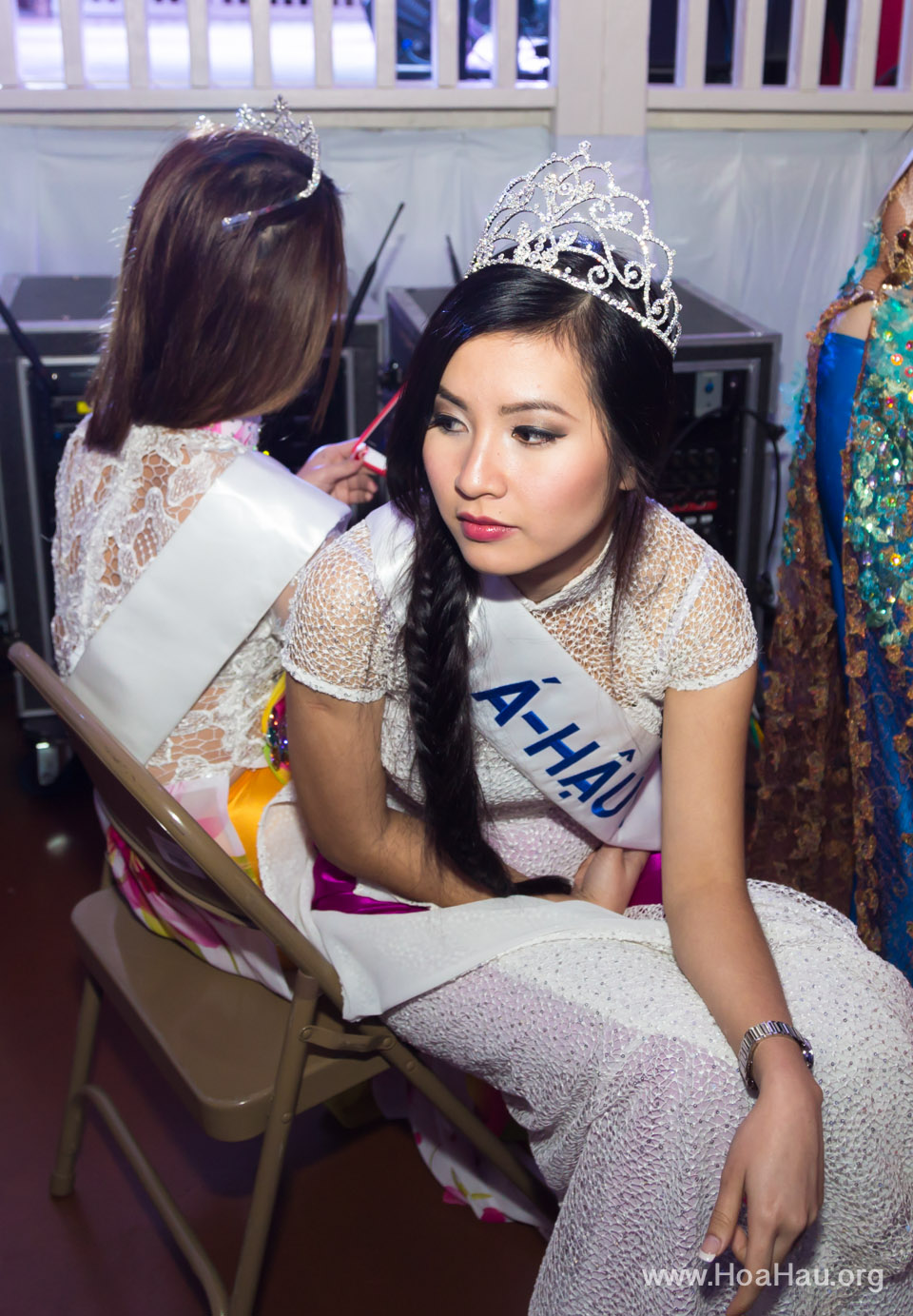 Tet Fairgrounds 2014 - Hoa Hậu Áo Dài Bắc Cali - Miss Vietnam of Northern California - Image 151