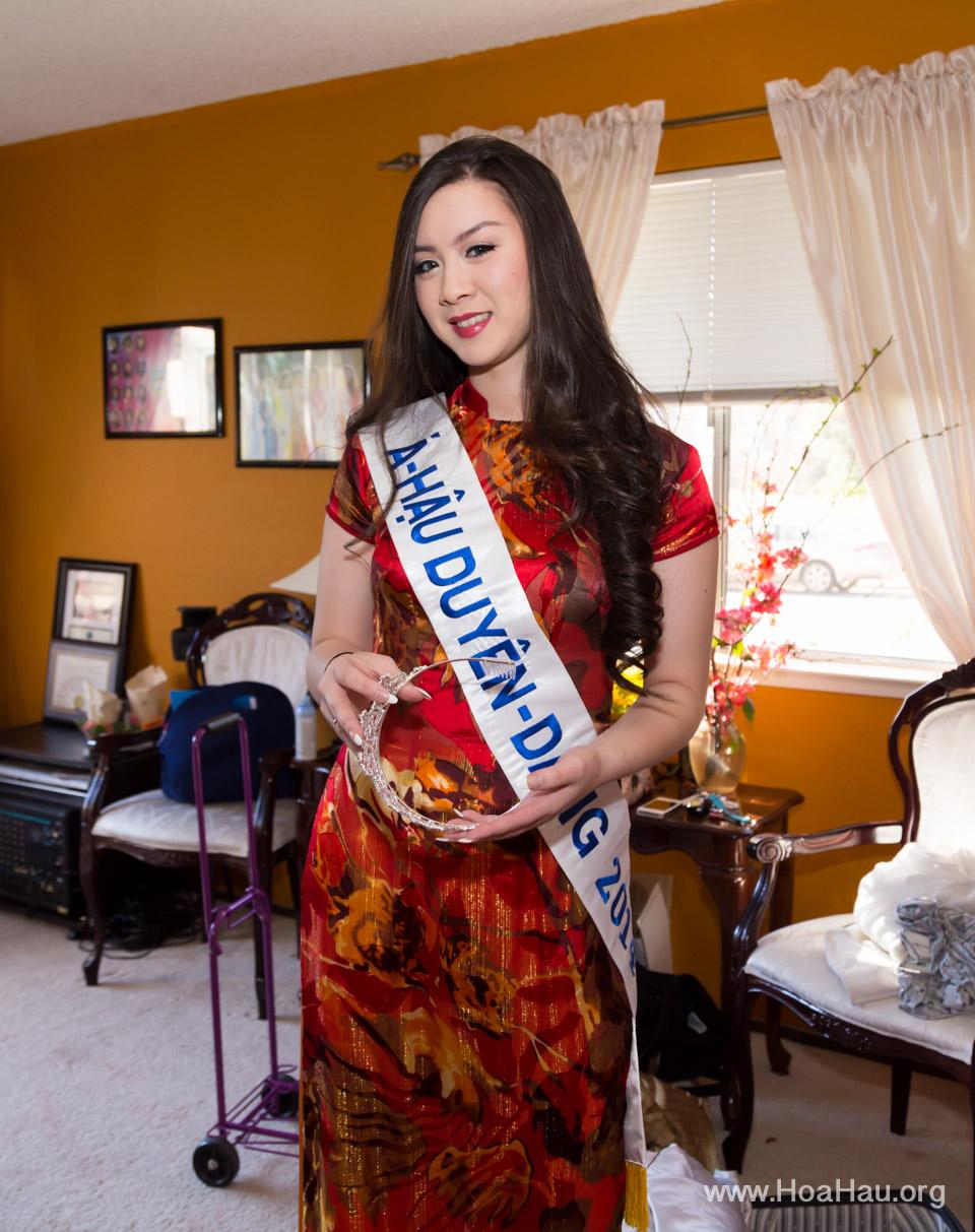 Tet Festival 2014 at Vietnam Town - Hoa Hau - Miss Vietnam - Image 101