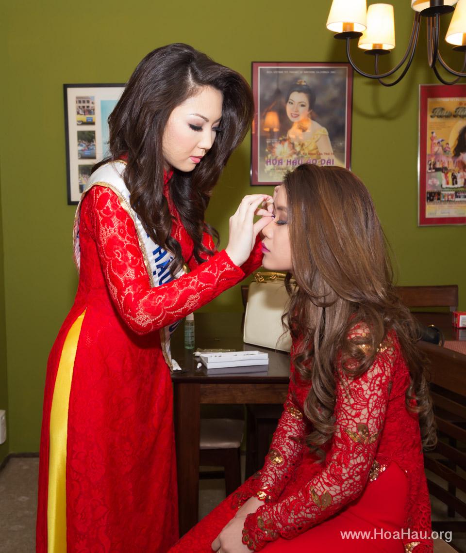 Tet Festival 2014 at Vietnam Town - Hoa Hau - Miss Vietnam - Image 102