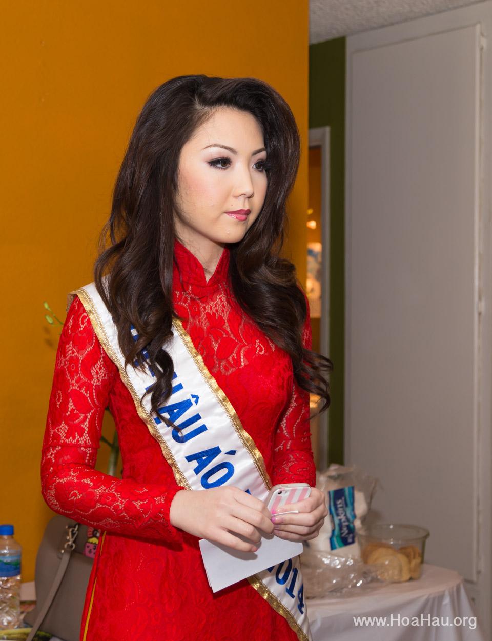 Tet Festival 2014 at Vietnam Town - Hoa Hau - Miss Vietnam - Image 103