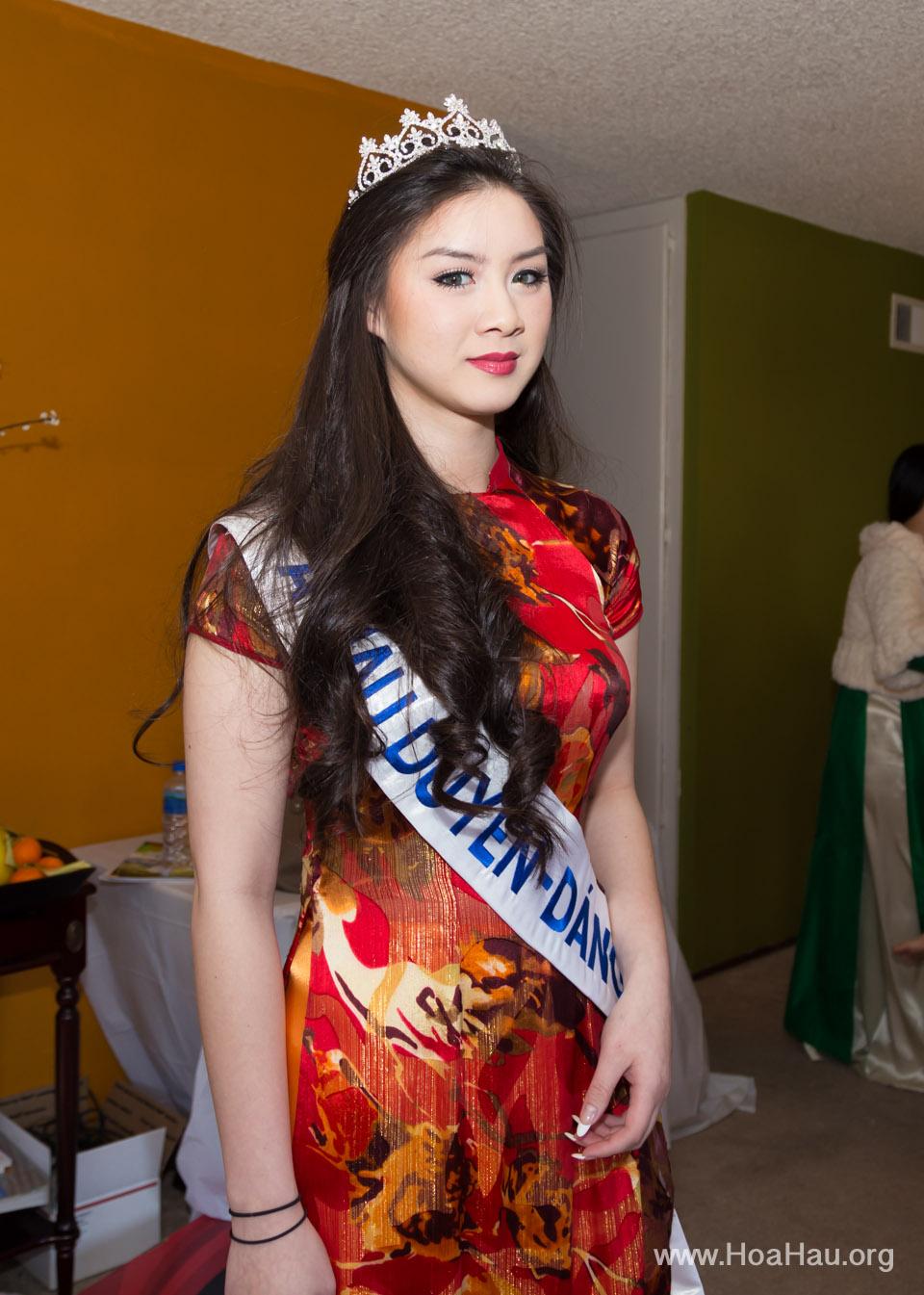 Tet Festival 2014 at Vietnam Town - Hoa Hau - Miss Vietnam - Image 105