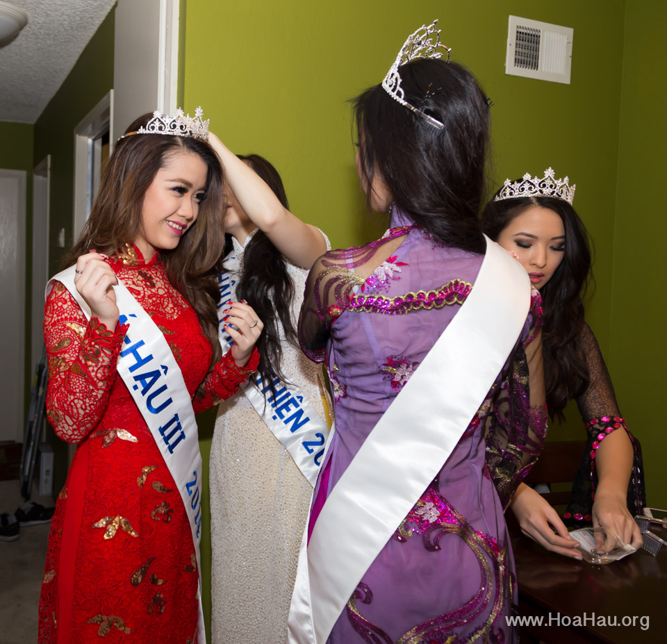 Tet Festival 2014 at Vietnam Town - Hoa Hau - Miss Vietnam - Image 106