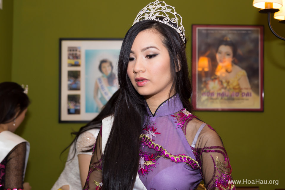 Tet Festival 2014 at Vietnam Town - Hoa Hau - Miss Vietnam - Image 107