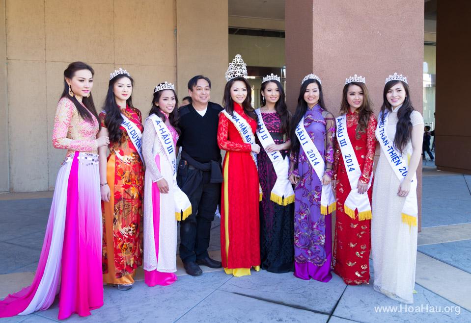 Tet Festival 2014 at Vietnam Town - Hoa Hau - Miss Vietnam - Image 121