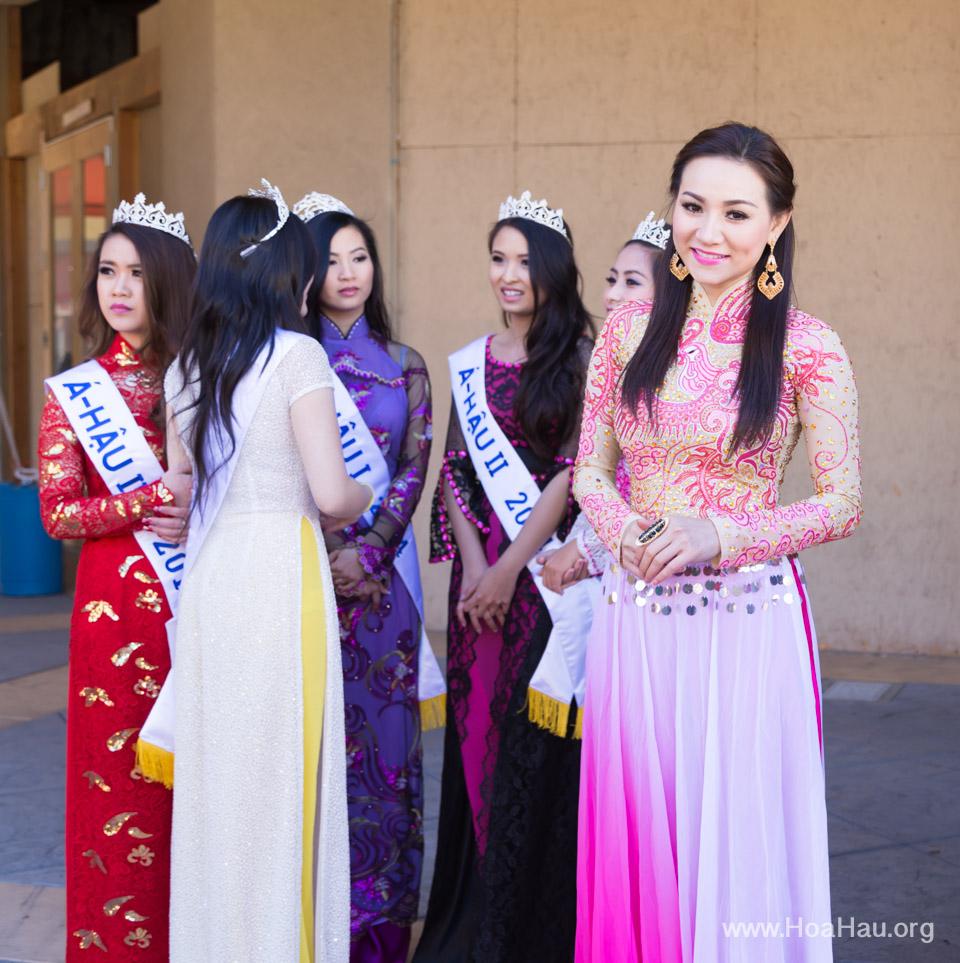 Tet Festival 2014 at Vietnam Town - Hoa Hau - Miss Vietnam - Image 124