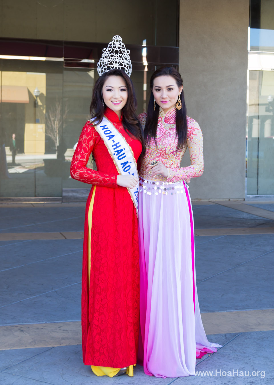 Tet Festival 2014 at Vietnam Town - Hoa Hau - Miss Vietnam - Image 125
