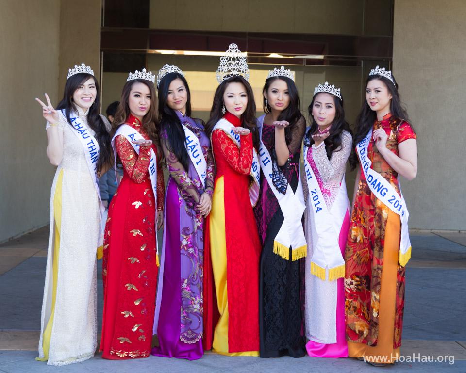 Tet Festival 2014 at Vietnam Town - Hoa Hau - Miss Vietnam - Image 128