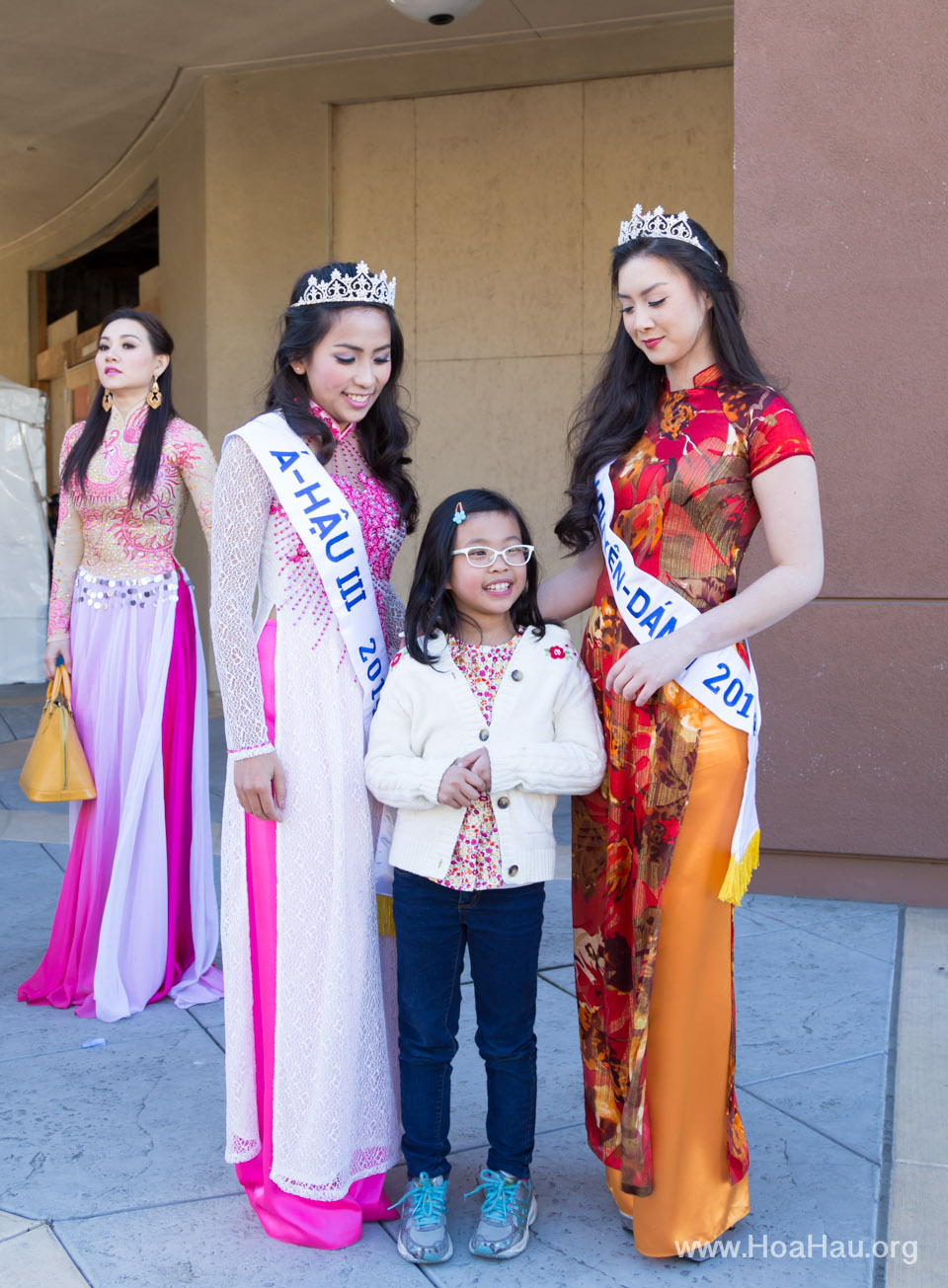 Tet Festival 2014 at Vietnam Town - Hoa Hau - Miss Vietnam - Image 136