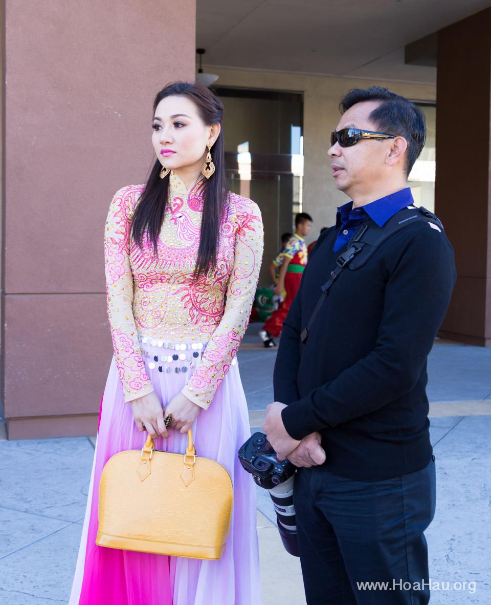 Tet Festival 2014 at Vietnam Town - Hoa Hau - Miss Vietnam - Image 137