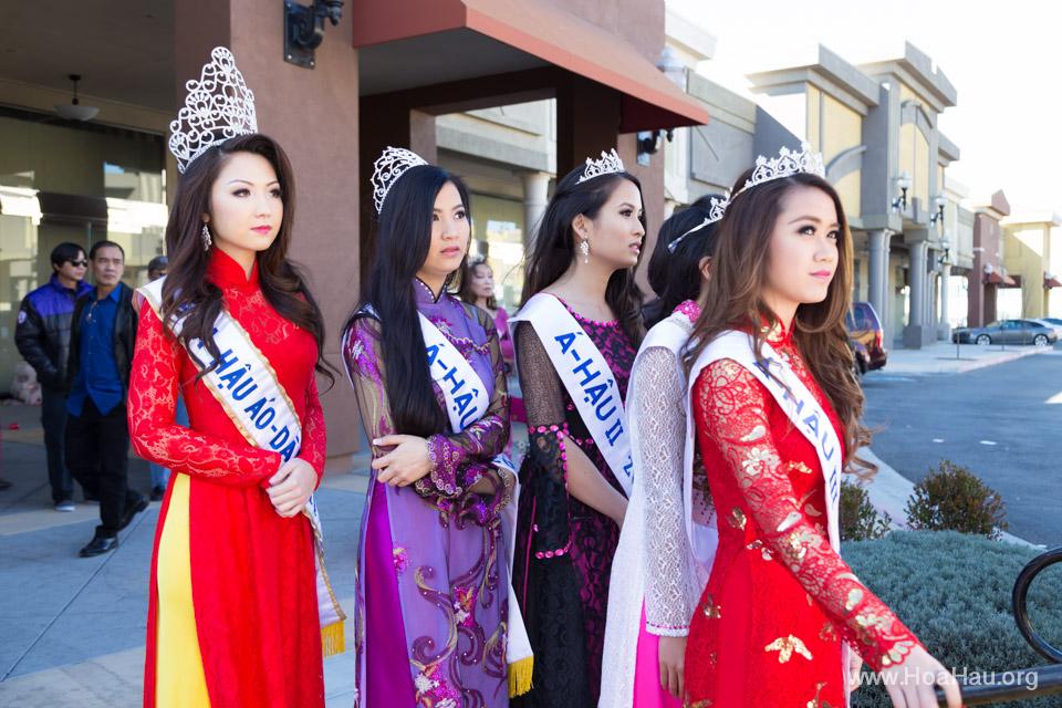 Tet Festival 2014 at Vietnam Town - Hoa Hau - Miss Vietnam - Image 143