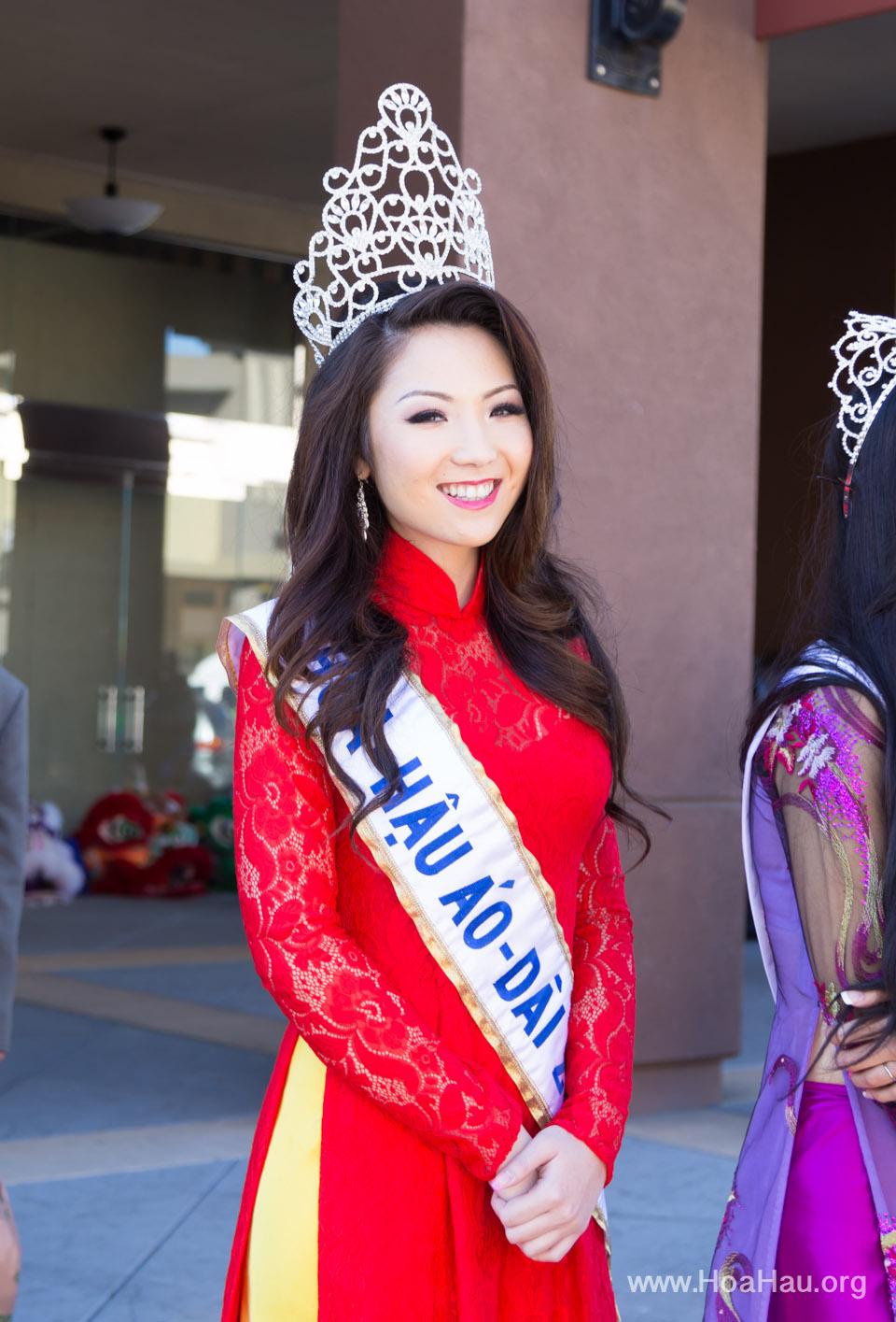 Tet Festival 2014 at Vietnam Town - Hoa Hau - Miss Vietnam - Image 144