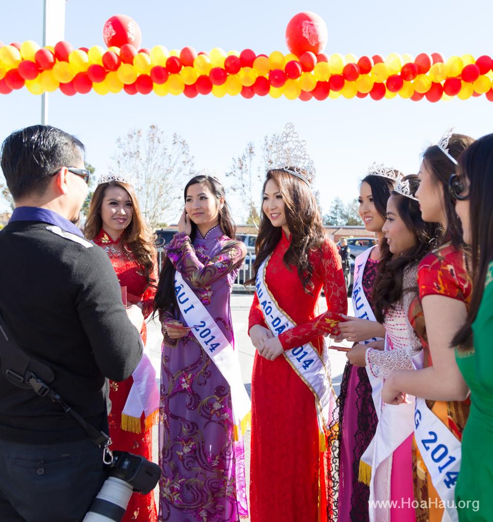 Tet Festival 2014 at Vietnam Town - Hoa Hau - Miss Vietnam - Image 153