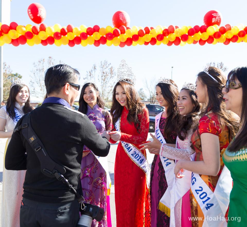 Tet Festival 2014 at Vietnam Town - Hoa Hau - Miss Vietnam - Image 155