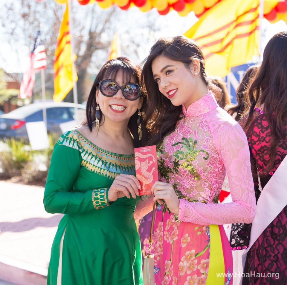 Tet Festival 2014 at Vietnam Town - Hoa Hau - Miss Vietnam - Image 159