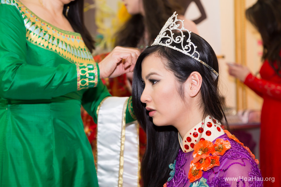 Tet Festival 2014 at Vietnam Town - Hoa Hau - Miss Vietnam - Image 165