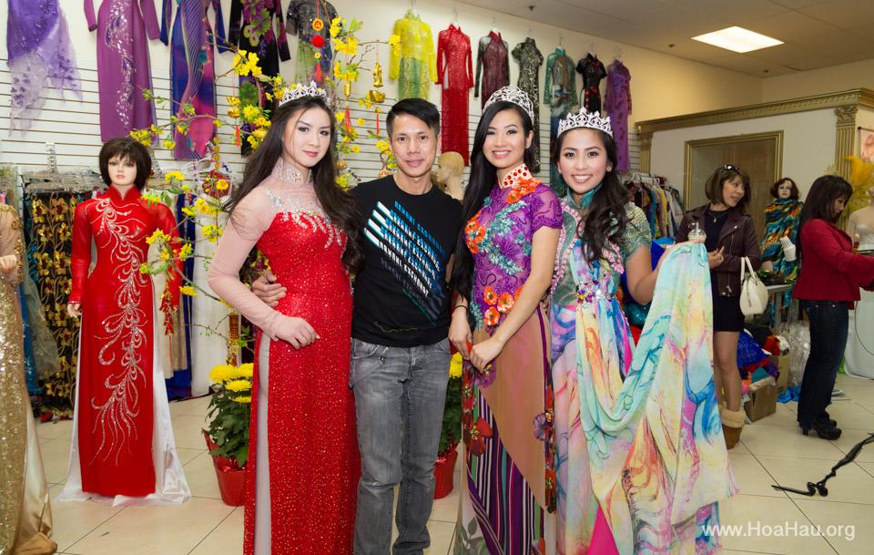 Tet Festival 2014 at Vietnam Town - Hoa Hau - Miss Vietnam - Image 167