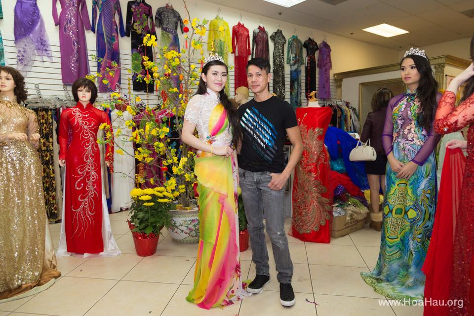 Tet Festival 2014 at Vietnam Town - Hoa Hau - Miss Vietnam - Image 169