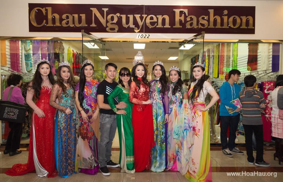 Tet Festival 2014 at Vietnam Town - Hoa Hau - Miss Vietnam - Image 171