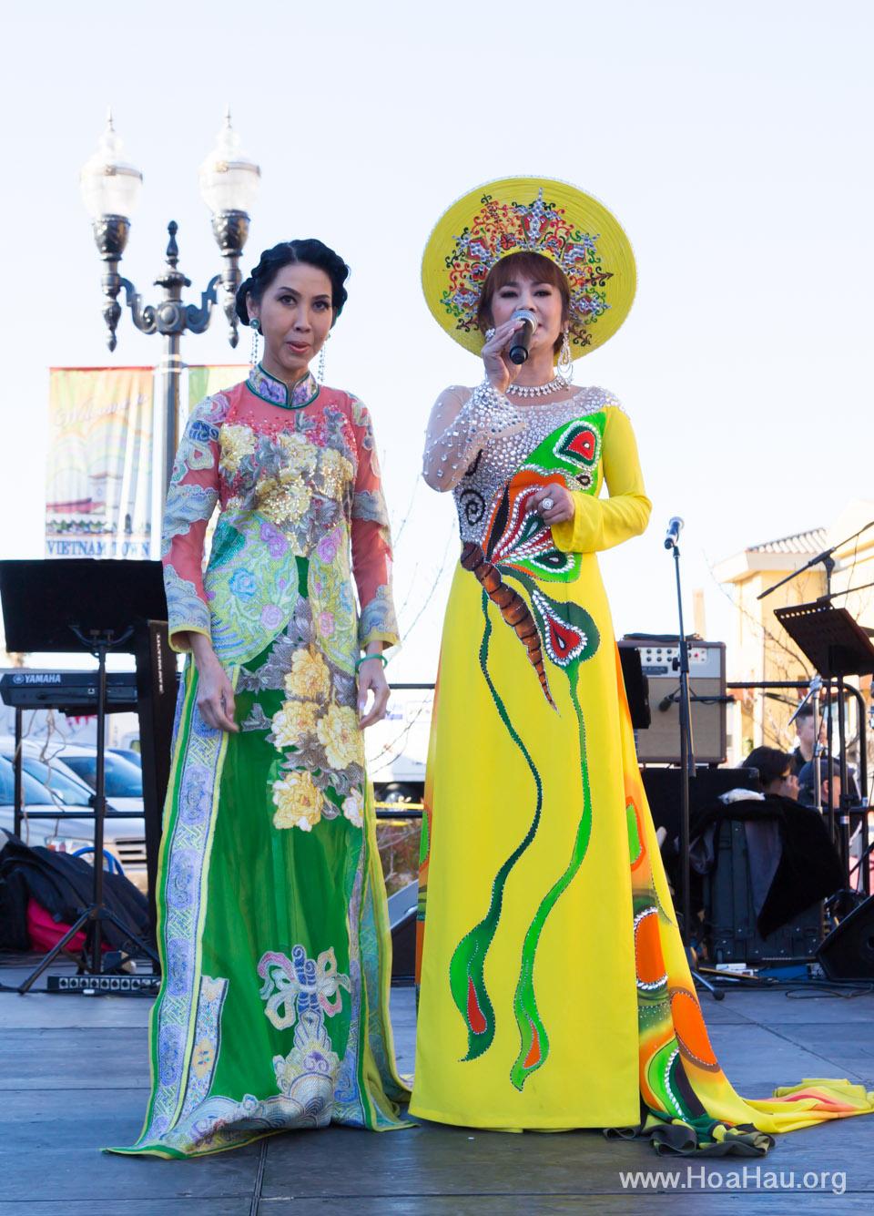 Tet Festival 2014 at Vietnam Town - Hoa Hau - Miss Vietnam - Image 172