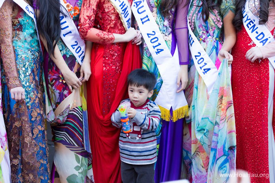 Tet Festival 2014 at Vietnam Town - Hoa Hau - Miss Vietnam - Image 182