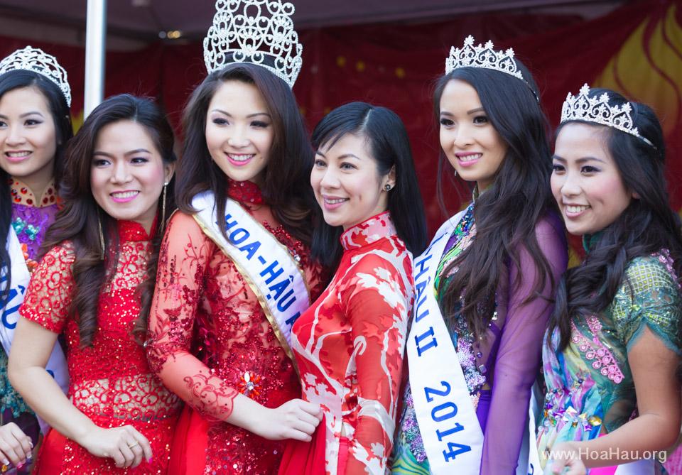 Tet Festival 2014 at Vietnam Town - Hoa Hau - Miss Vietnam - Image 186