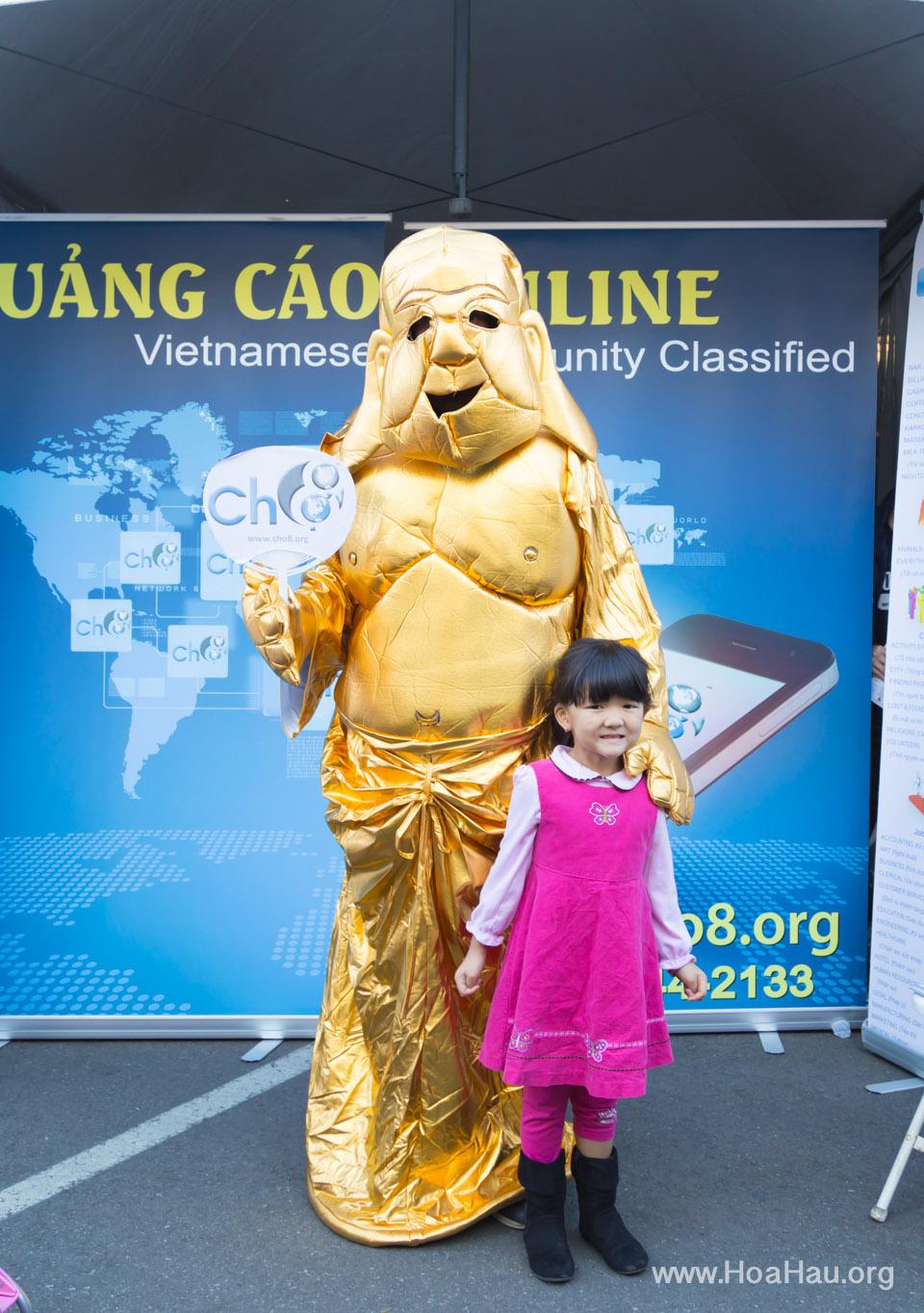 Tet Festival 2014 at Vietnam Town - Hoa Hau - Miss Vietnam - Image 195