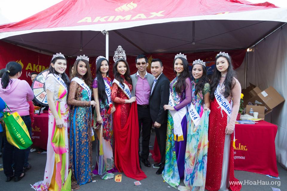 Tet Festival 2014 at Vietnam Town - Hoa Hau - Miss Vietnam - Image 211
