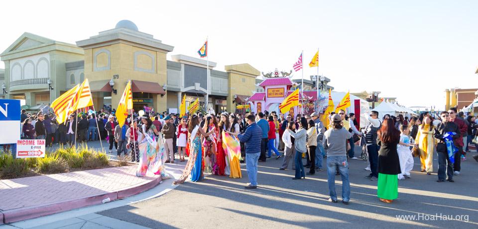 Tet Festival 2014 at Vietnam Town - Hoa Hau - Miss Vietnam - Image 212