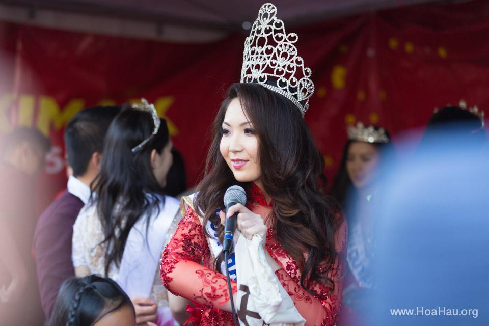 Tet Festival 2014 at Vietnam Town - Hoa Hau - Miss Vietnam - Image 213
