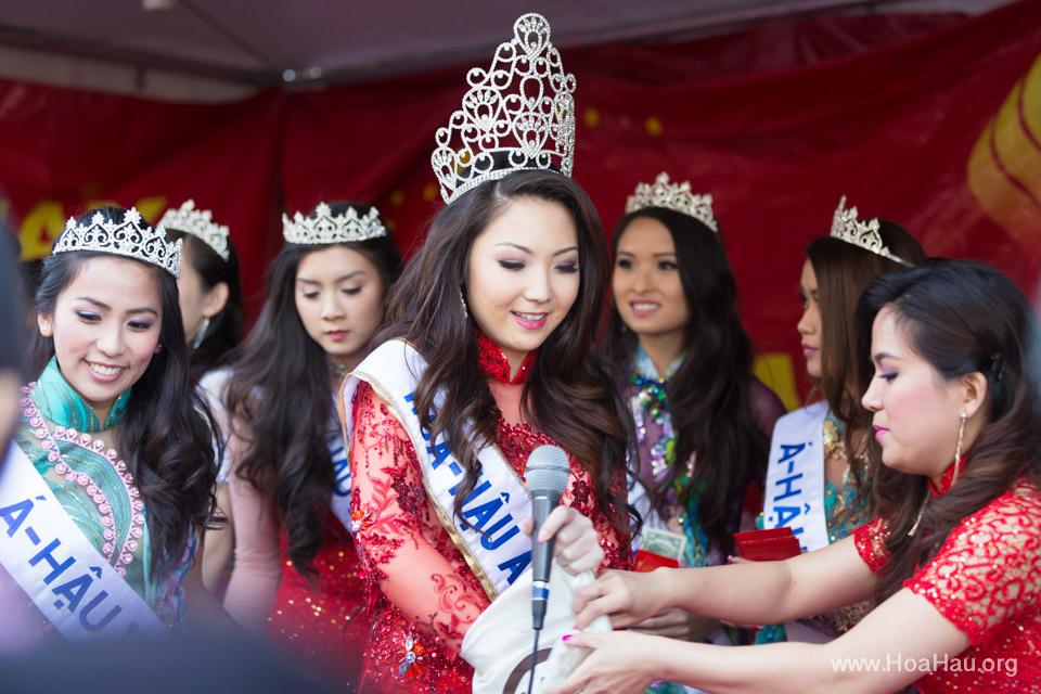 Tet Festival 2014 at Vietnam Town - Hoa Hau - Miss Vietnam - Image 215