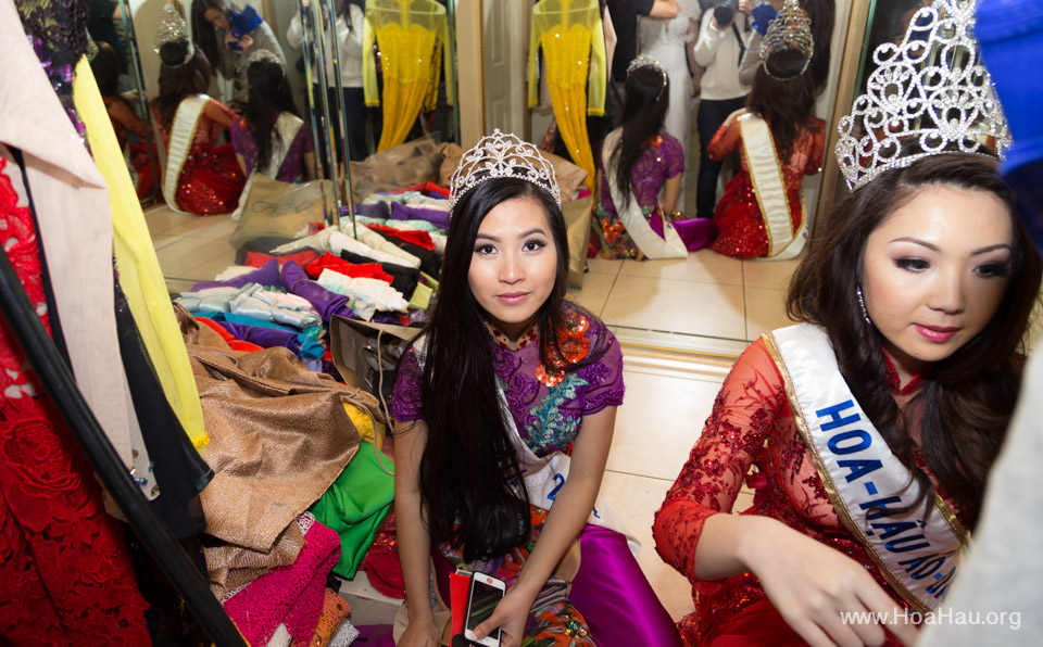 Tet Festival 2014 at Vietnam Town - Hoa Hau - Miss Vietnam - Image 224