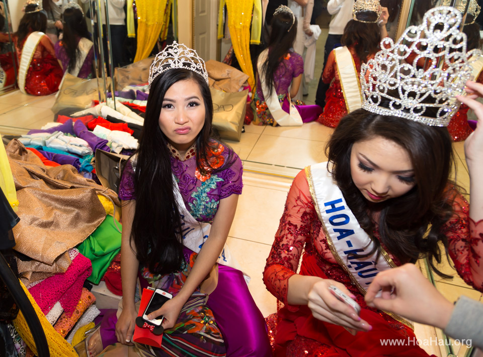 Tet Festival 2014 at Vietnam Town - Hoa Hau - Miss Vietnam - Image 225