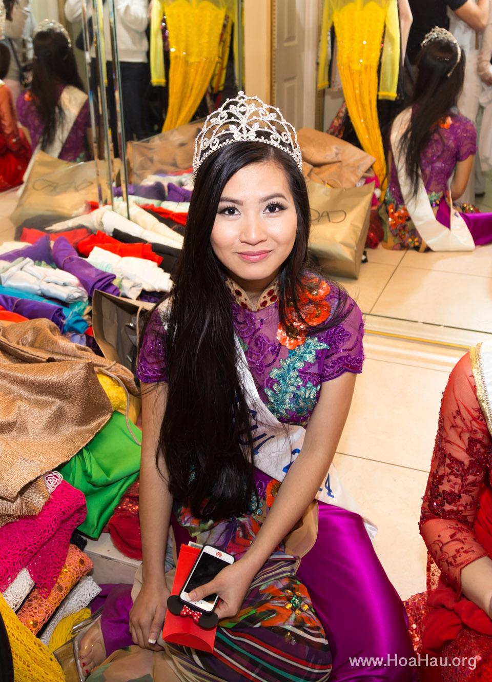 Tet Festival 2014 at Vietnam Town - Hoa Hau - Miss Vietnam - Image 226