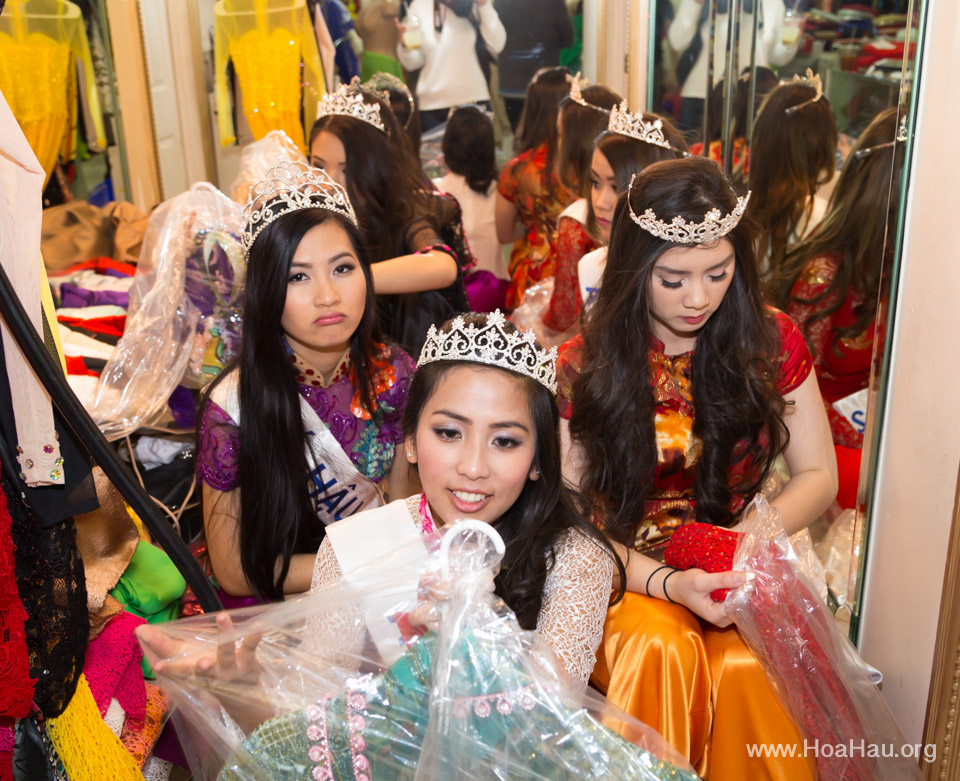 Tet Festival 2014 at Vietnam Town - Hoa Hau - Miss Vietnam - Image 228